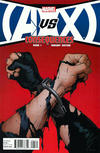 Cover for AVX: Consequences (Marvel, 2012 series) #1 [Variant Cover by Paolo Rivera]