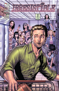 Cover Thumbnail for Irresistible (Zenescope Entertainment, 2012 series) #2 [Cover B - Sean Chen]