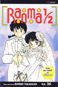Cover Thumbnail for Ranma 1/2 (Viz, 2003 series) #36