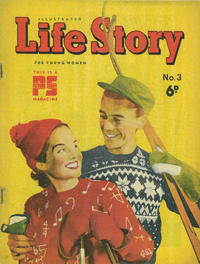 Cover Thumbnail for Illustrated Life Story for Young Women (Cleland, 1950 ? series) #3