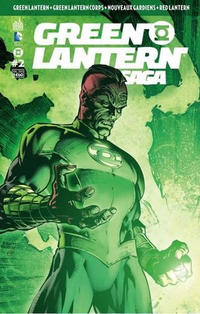Cover Thumbnail for Green Lantern Saga (Urban Comics, 2012 series) #2