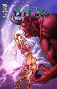 Cover Thumbnail for Grimm Fairy Tales Presents Bad Girls (Zenescope Entertainment, 2012 series) #3