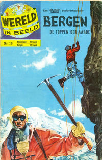 Cover Thumbnail for Wereld in beeld (Classics/Williams, 1960 series) #16 - Bergen