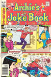 Cover for Archie's Joke Book Magazine (1953 series) #251