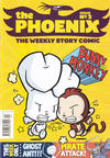 Cover for The Phoenix (The Phoenix Comic, 2012 series) #2