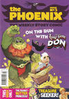 Cover for The Phoenix (The Phoenix Comic, 2012 series) #3
