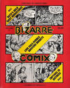 Cover for Bizarre Comix (1975 series) #4