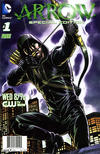 Cover for Arrow Special Edition (DC, 2012 series) #1