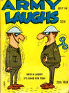 Cover for Army Laughs (Prize, 1951 series) #v18#1