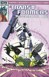 Cover Thumbnail for Transformers: Regeneration One (2012 series) #84 [Cover RI - Incentive Geoff Senior Variant]