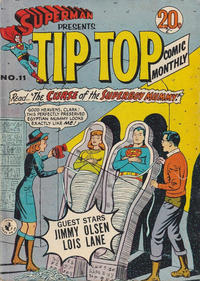 Cover Thumbnail for Superman Presents Tip Top Comic Monthly (K. G. Murray, 1965 series) #11