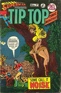 Cover Thumbnail for Superman Presents Tip Top Comic Monthly (K. G. Murray, 1965 series) #71