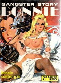 Cover for Gangster Story Bonnie (1968 series) #141