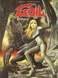 Cover for Gail (Egmont Polska, 2001 series) #2 - Bitwa