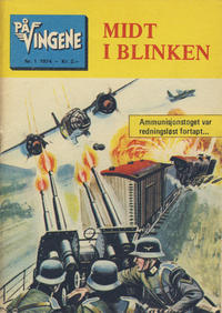 Cover Thumbnail for På Vingene (Se-Bladene, 1963 series) #1/1974