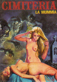 Cover Thumbnail for Cimiteria (Edifumetto, 1977 series) #23