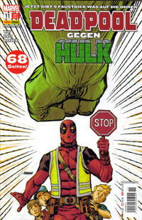 Cover for Deadpool (2011 series) #11
