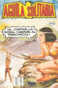 Cover for Aguila Solitaria (1976 ? series) #443
