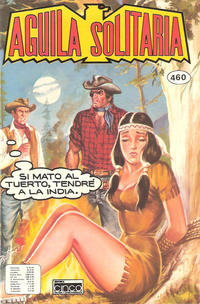 Cover Thumbnail for Aguila Solitaria (Editora Cinco, 1976 ? series) #460