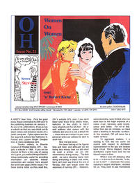 Cover Thumbnail for Oh (B Publications, 1992 series) #21