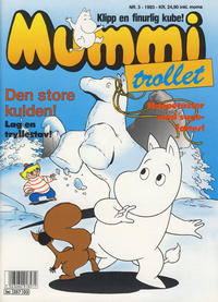 Cover Thumbnail for Mummitrollet (Semic, 1993 series) #3/1993