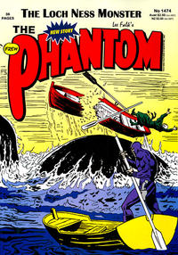 Cover Thumbnail for The Phantom (Frew Publications, 1948 series) #1474