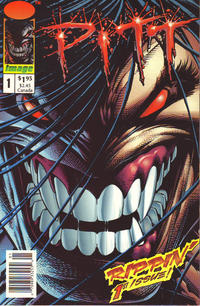 Cover Thumbnail for Pitt (Image, 1993 series) #1 [Newsstand]