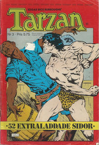 Cover Thumbnail for Tarzan (Atlantic Förlags AB, 1977 series) #3/1982