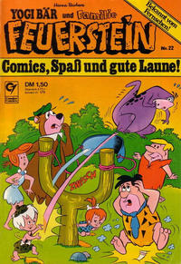 Cover for Familie Feuerstein (Condor, 1978 series) #22
