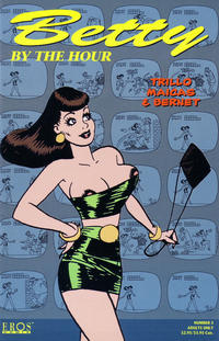 Cover Thumbnail for Betty by the Hour (Fantagraphics, 1994 series) #5