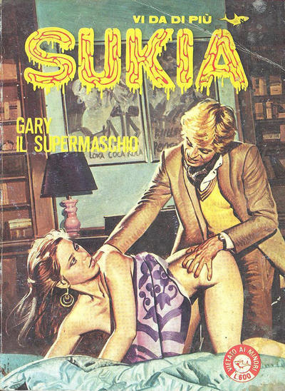 Cover for Sukia (Edifumetto, 1978 series) #91