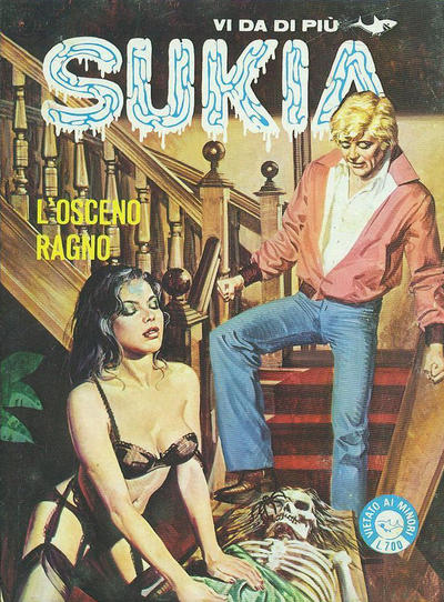 Cover for Sukia (Edifumetto, 1978 series) #106