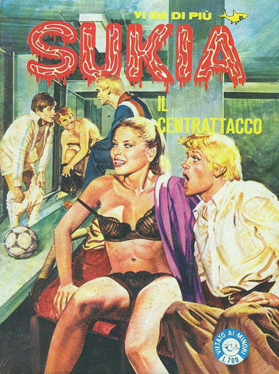 Cover for Sukia (Edifumetto, 1978 series) #108