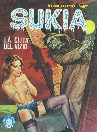 Cover for Sukia (Edifumetto, 1978 series) #110