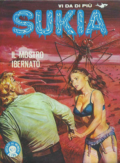 Cover for Sukia (Edifumetto, 1978 series) #112