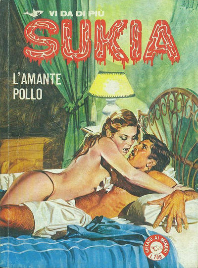 Cover for Sukia (1978 series) #116