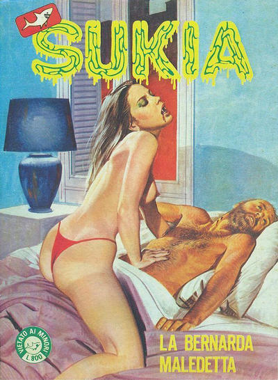 Cover for Sukia (Edifumetto, 1978 series) #131