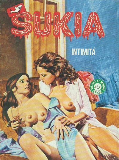 Cover for Sukia (Edifumetto, 1978 series) #141