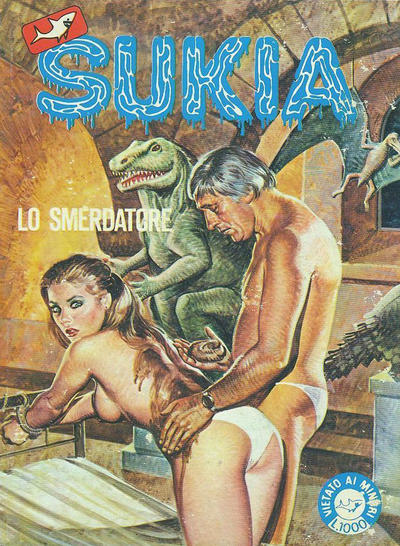 Cover for Sukia (Edifumetto, 1978 series) #144