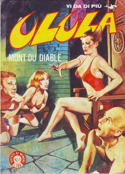 Cover for Ulula (Edifumetto, 1981 series) #11