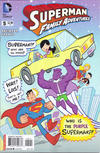 Cover for Superman Family Adventures (DC, 2012 series) #5