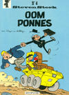 Cover for Steven Sterk (Dupuis, 1962 series) #4 - Oom Ponnes
