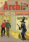 Cover for Archi (Editorial Novaro, 1956 series) #99