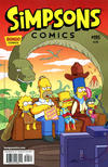 Cover for Simpsons Comics (Bongo, 1993 series) #195