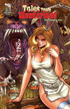 Cover for Tales from Wonderland: Cheshire Cat (Zenescope Entertainment, 2009 series) #1 [cover d]