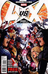 Cover Thumbnail for Avengers vs. X-Men (2012 series) #1 [3rd Printing Variant]