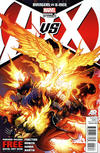 Cover Thumbnail for Avengers vs. X-Men (2012 series) #5 [2nd Printing Variant]