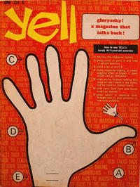 Cover Thumbnail for Yell (K-M-R Publications, 1966 series) #2