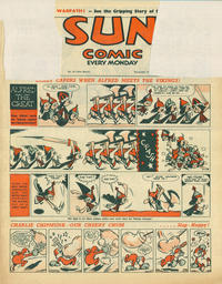 Cover Thumbnail for Sun Comic (Amalgamated Press, 1949 series) #93