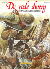 Cover Thumbnail for Collectie Kronieken (Talent, 1988 series) #30 - De rode dwerg 1. De nacht van de verlossers